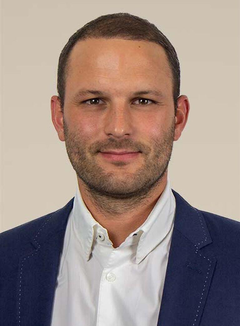 Patrick Achberger Portraitfoto