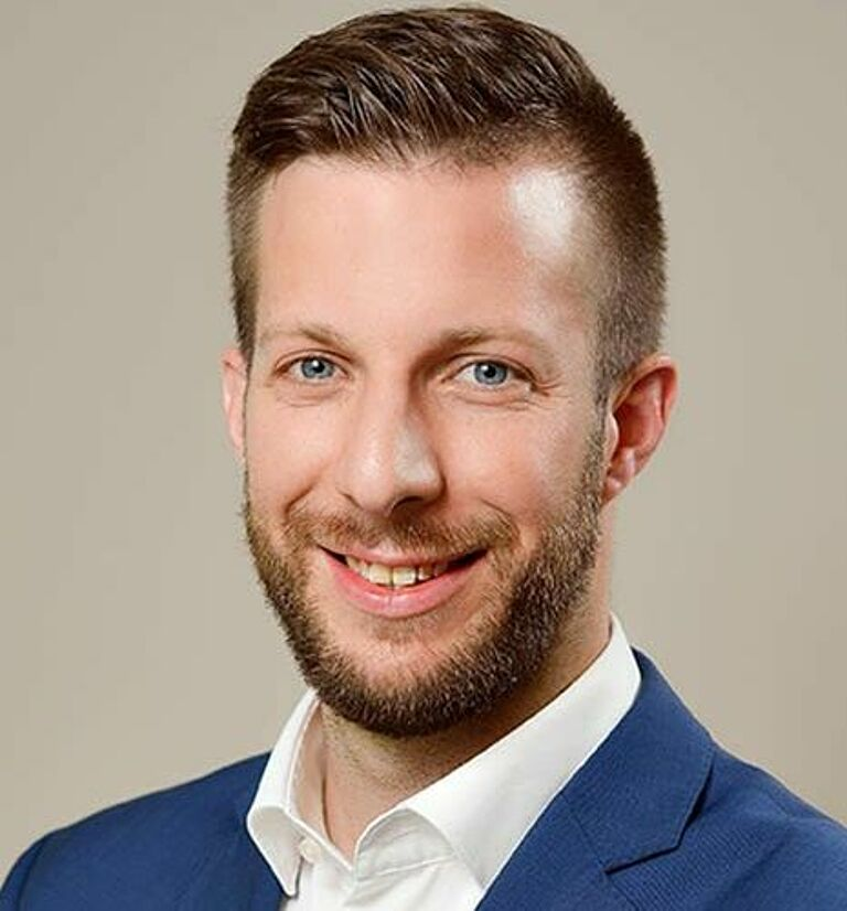 Patrick Seitter Portraitfoto